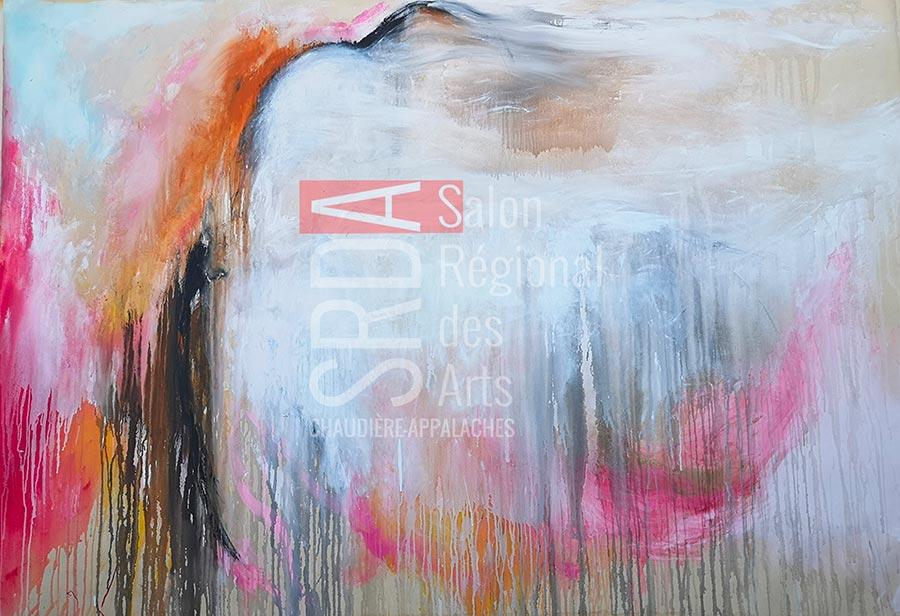 Marie-Claude Fleury - sensation - 66 x 96 - 1945 $