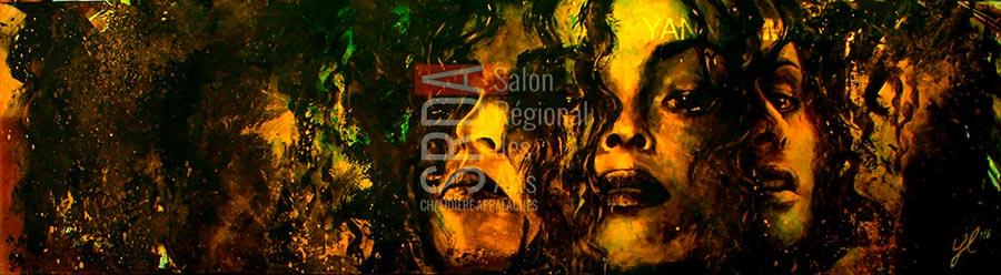 Yann Lemieux - Bellatrix - 15 x 56 - 675 $